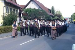 Bezirksmusikfest St.Martin 2017