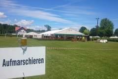 Marschmusikwertung in Gleinstätten 2017